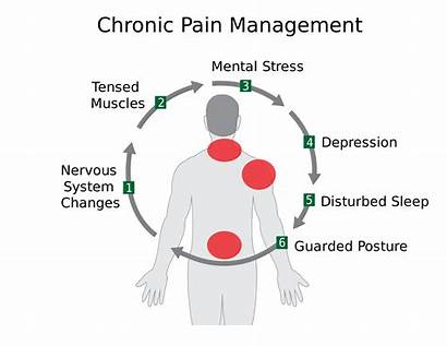 Chronic Pain Stress Relief Disease Affects Depression