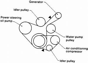 Need Diagram 2 4l 99 Nissan Altima Engine