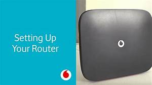 Setting Up Your Vodafone Broadband Router