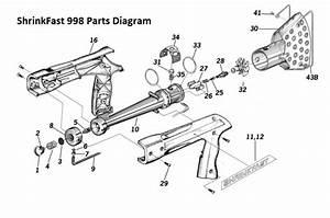Shrinkfast 998 Combustor Part  30