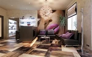 Wallpapers beauty salon