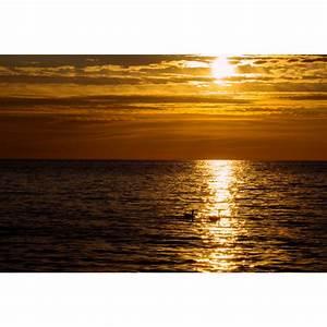 Foto Auf Plexiglas : foto auf plexiglas sonnenuntergang am meer in verschiedenen gr en erh ltlich ~ Buech-reservation.com Haus und Dekorationen