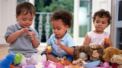 toddler program at fairmont school 959 | toddlers play together