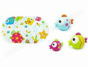 Tapis De Bain Bébé : tapis de bain b b babysun nursery tapis de bain ocean 3 ~ Dailycaller-alerts.com Idées de Décoration