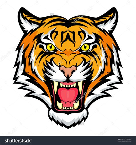 jaguar clipart tigers face drawing at getdrawings com free for personal