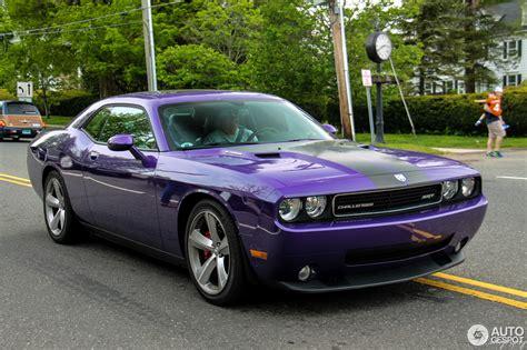Plum Purple Challenger by Dodge Challenger Srt 8 Plum Limited Edition 9