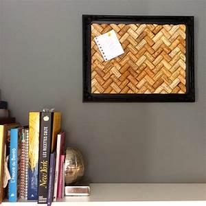 Tableau De Liège : diy tableau d 39 affichage en bouchons pierre papier ciseaux ~ Melissatoandfro.com Idées de Décoration
