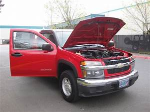 2004 Chevrolet Colorado Z85 Ls    4x4   4cyl   5