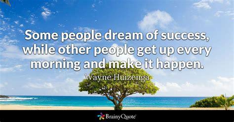wayne huizenga  people dream  success