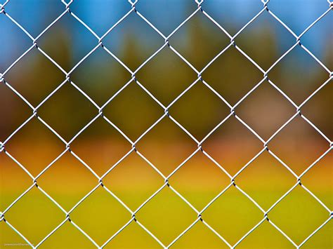 Fence Background Wire Fence Background Powerpoint Themes