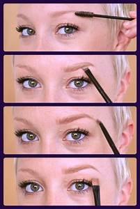 How To Use Your Eyebrow Brush Barnorama