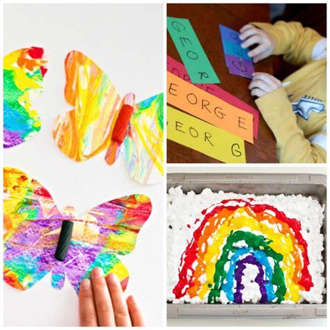 rainbow preschool 14 ways to teach the colors of the rainbow to preschoolers 968