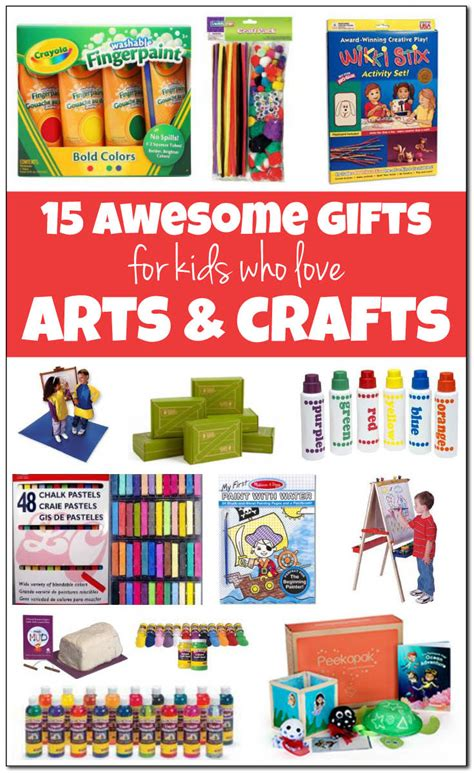 gifts for crafters 15 of the best arts and crafts gifts for kids