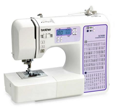 brother sewing quilting machine heavy duty