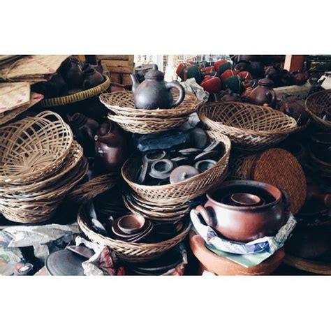 pottery barn  beringharjo market jogja