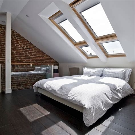 Bedroom Ideas Loft by How To Make The Most Of Your Attic Master Bedroom