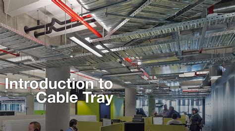 basket tray introduction to cable tray