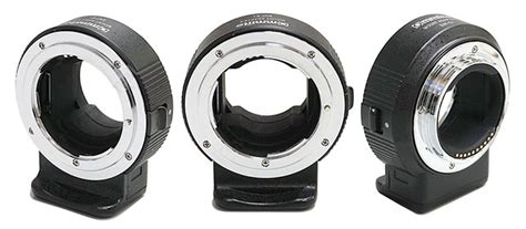 guide to nikon lens adapters for sony e mount cameras