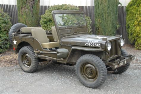 ford military jeep 1952 willys m38 mc military army jeep like mb ford gpw