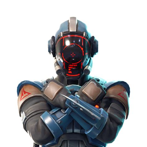 visitor outfit fortnite wiki