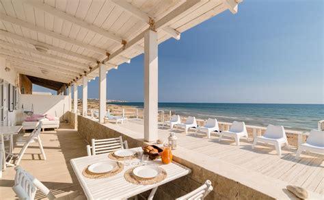 vacanza sulla spiaggia casa vacanze calipso affascinante villa sulla spiaggia