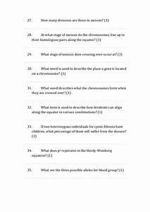 A2 Ocr Biology - Unit 2