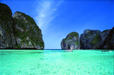 The Phi Phi Islands In Thailand Places To See In Your