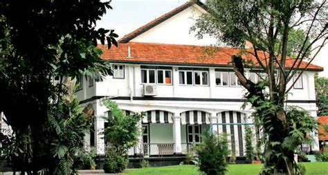 Black And White Houses In Singapore A Colonial Tour Of