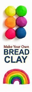 Bread Clay Recipe
