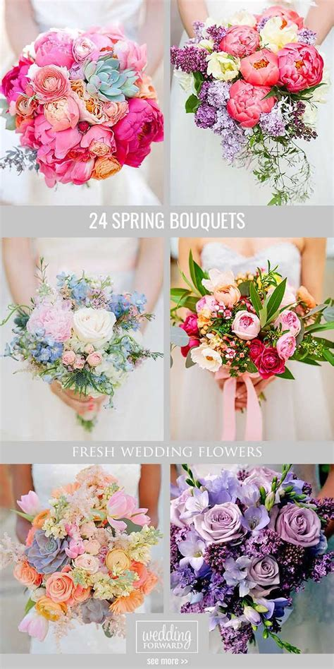 25 Best Ideas About Spring Wedding Flowers On Pinterest