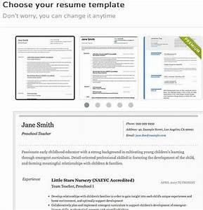 Resume templates google chrome sample resume for Google chrome resume templates