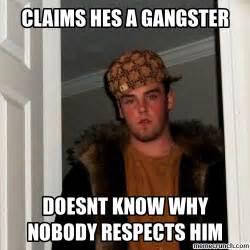 Internet Gangster Meme - funny cookie monster meme