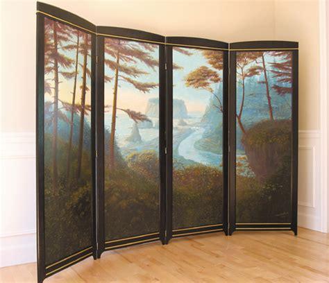 7 Folding Screen Room Dividers