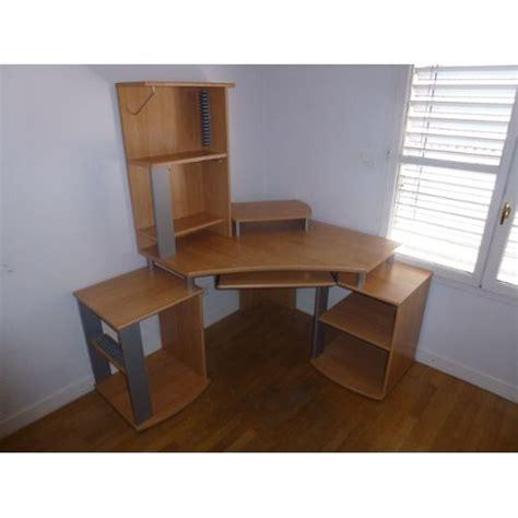 taille d un bureau bureau d 39 angle ordinateur avec rangement taille ajustable