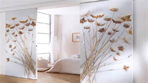 astuce de decoration maison la porte coulissante l astuce gain de place efficace