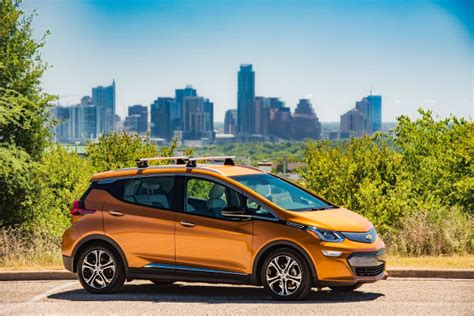 2018 Chevrolet Bolt Ev Minimal Changes, Same Range And Price