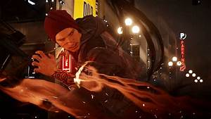 InFamous: Second Son assets introduce you to Abigail ...