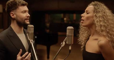 Calum Scott And Leona Lewis Release 'you Are The Reason