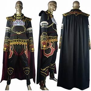 Aliexpress.com  Buy The Legend of Zelda Ganon Ganondorf Outfit King of Evil Suit Halloween ...