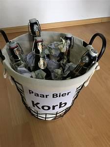 Männer Geschenke Ideen : papierkorb m nner geschenk paar bier korb geldgeschenke pinterest geschenke geschenke ~ Eleganceandgraceweddings.com Haus und Dekorationen