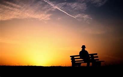 Alone Sitting Wallpapers Pixelstalk