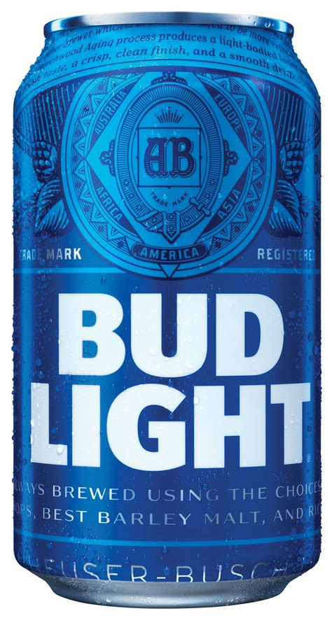 busch light new can brand new new packaging for bud light by jones knowles