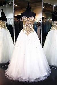 Light Pink Lace Mother Of The Bride Dress A Line Strapless White Tulle Gold Lace Beaded Prom Dress
