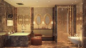 luxurious bathrooms with stunning design details With salle de bain orientale