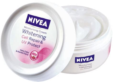 nivea whitening cream
