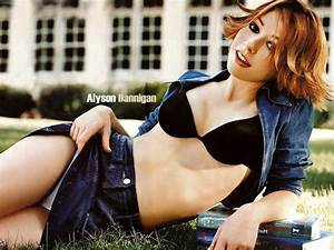 FHM images FHM-Alyson Hannigan HD wallpaper and background ...
