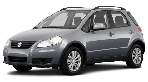 2013 Suzuki Sx4 Reviews, Images, And Specs