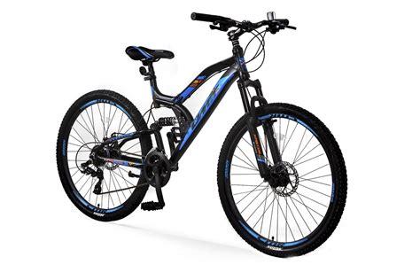 mtb 29 zoll fully 29 zoll fully mtb kratos 21 shimano black blue d fahrrad