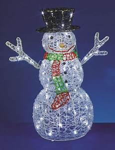 Pflanzgefäße Außen Groß : 76cm acryl gro schneemann weihnachten led dekoration requisite innen au en ebay ~ Whattoseeinmadrid.com Haus und Dekorationen