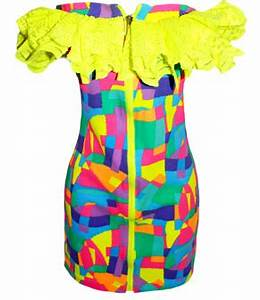 The Sophie Diary NEON DRESSES